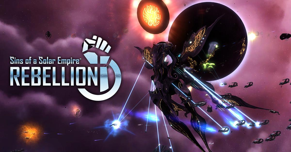Sins Of A Solar Empire Rebellion Forging An Empire